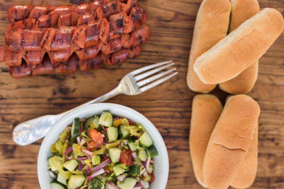 Chicago Style Hot Dog Salsa