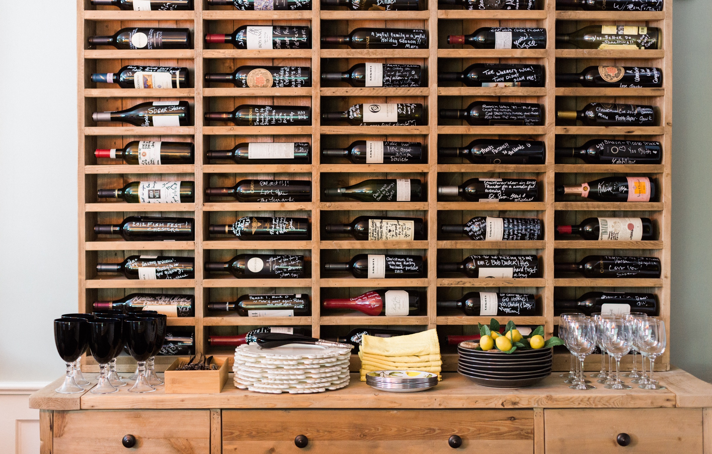 Selecting wine for your dinner party