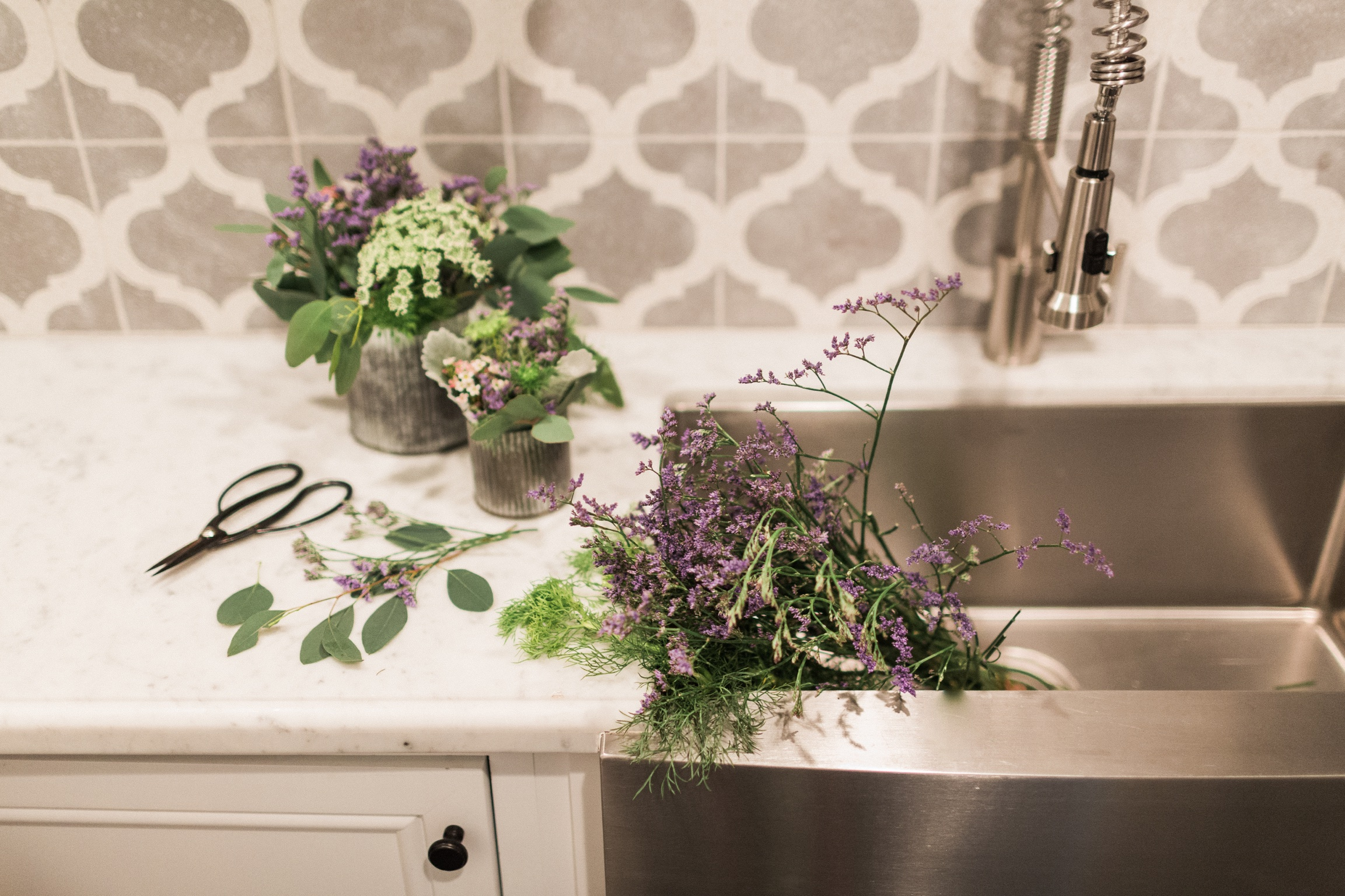 Floral Arranging Tips: My 7 Best Flower Hacks