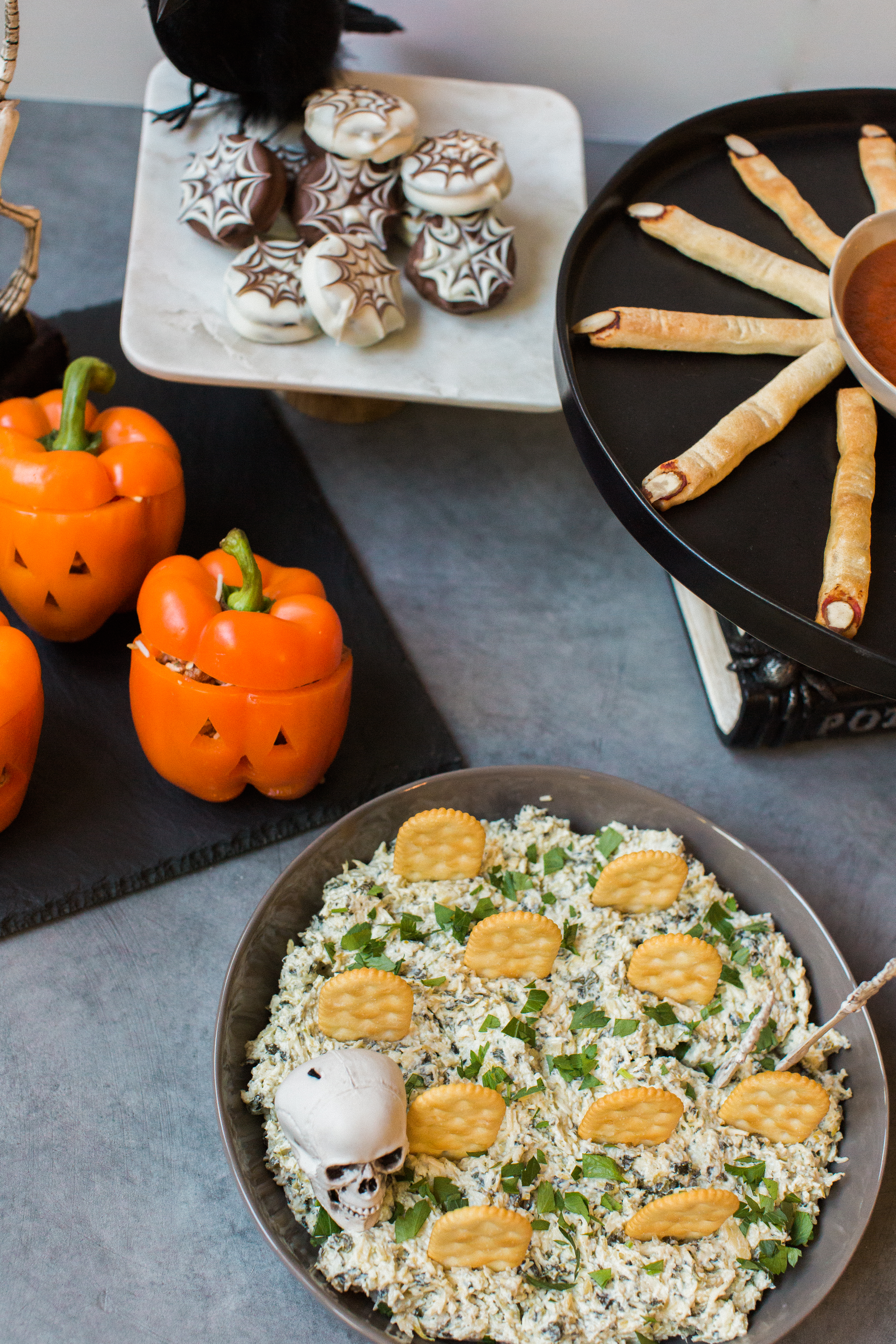 Creepy, Clever Halloween Food for a Grown-Up Party