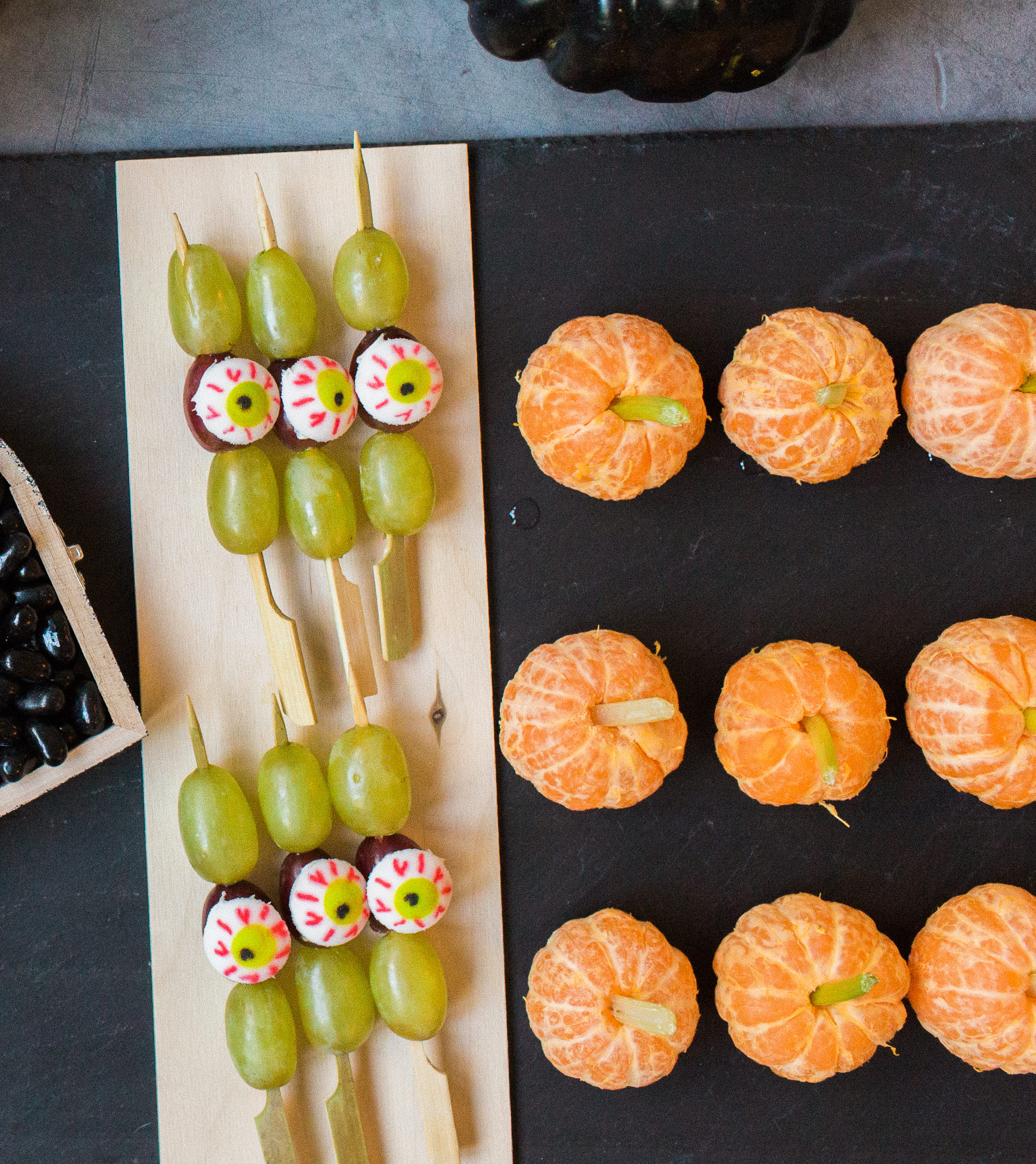Best Healthy Halloween-themed Kid Snacks