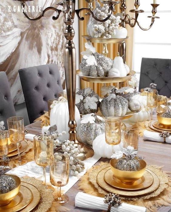 Dining Room Tablescapes: 6 Great Holiday Tablescapes Ideas And How To Recreate Them
