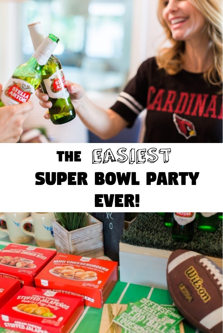 The Easiest Super Bowl Party
