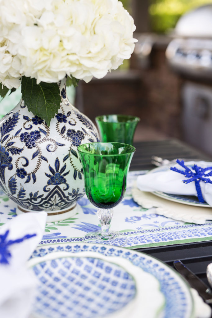 Aerin Lauder's summer entertaining collection
