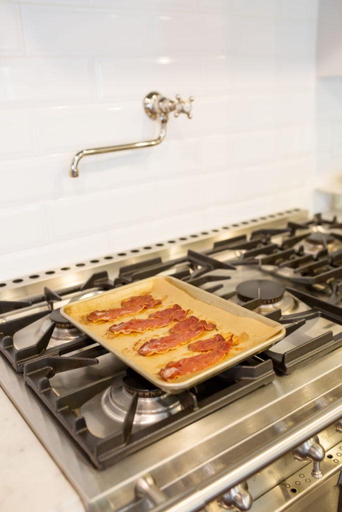crispy prosciutto