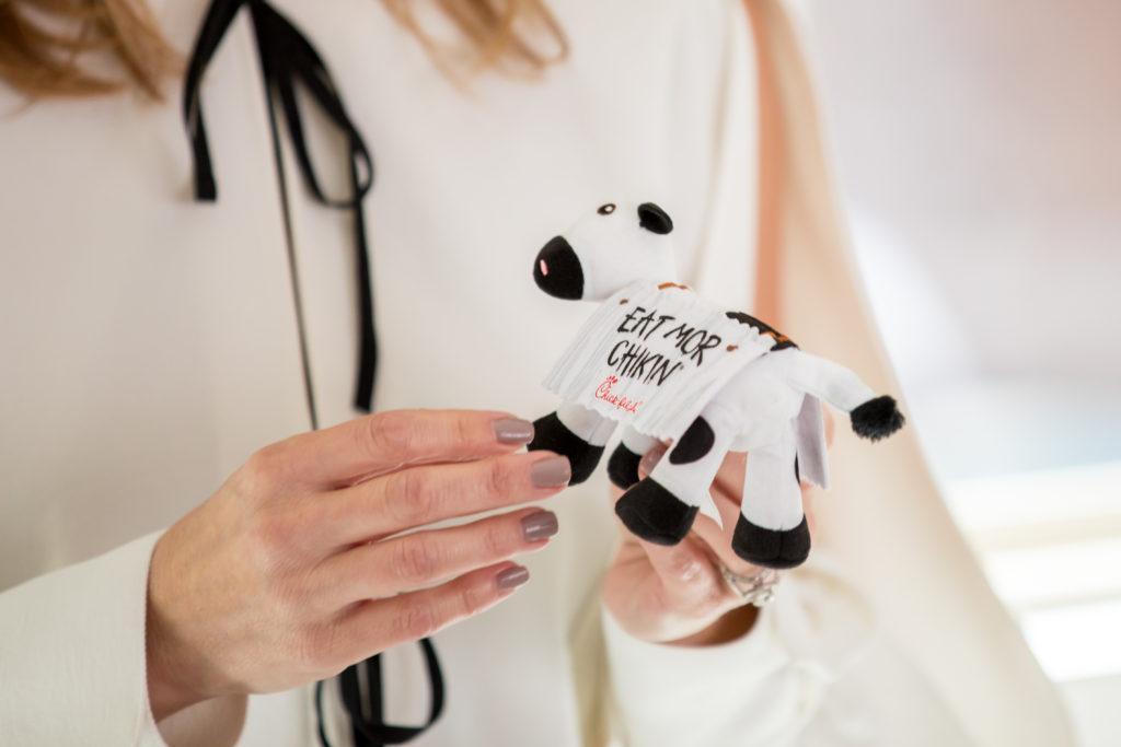 cow favor