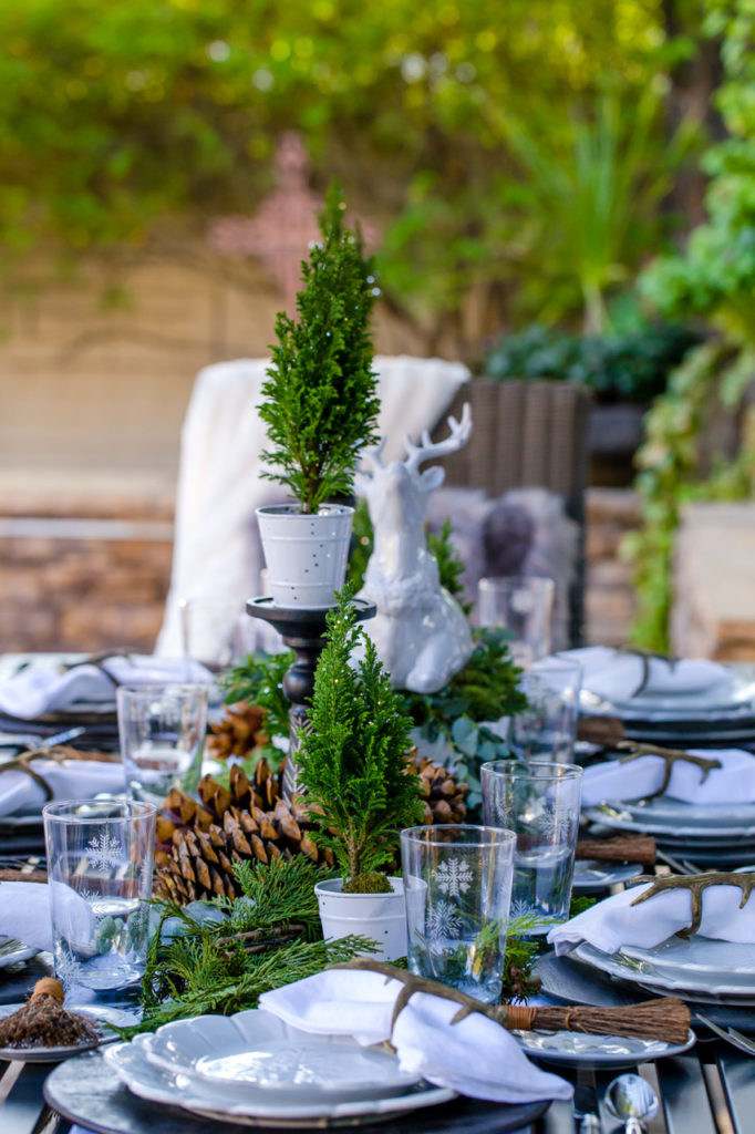 Christmas tables, decor, recipes and more