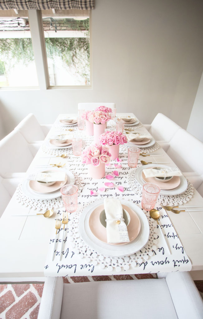 Galentine's Table