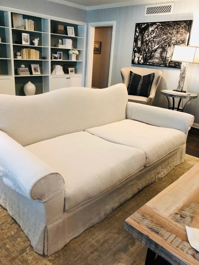 White Sofa Tricks