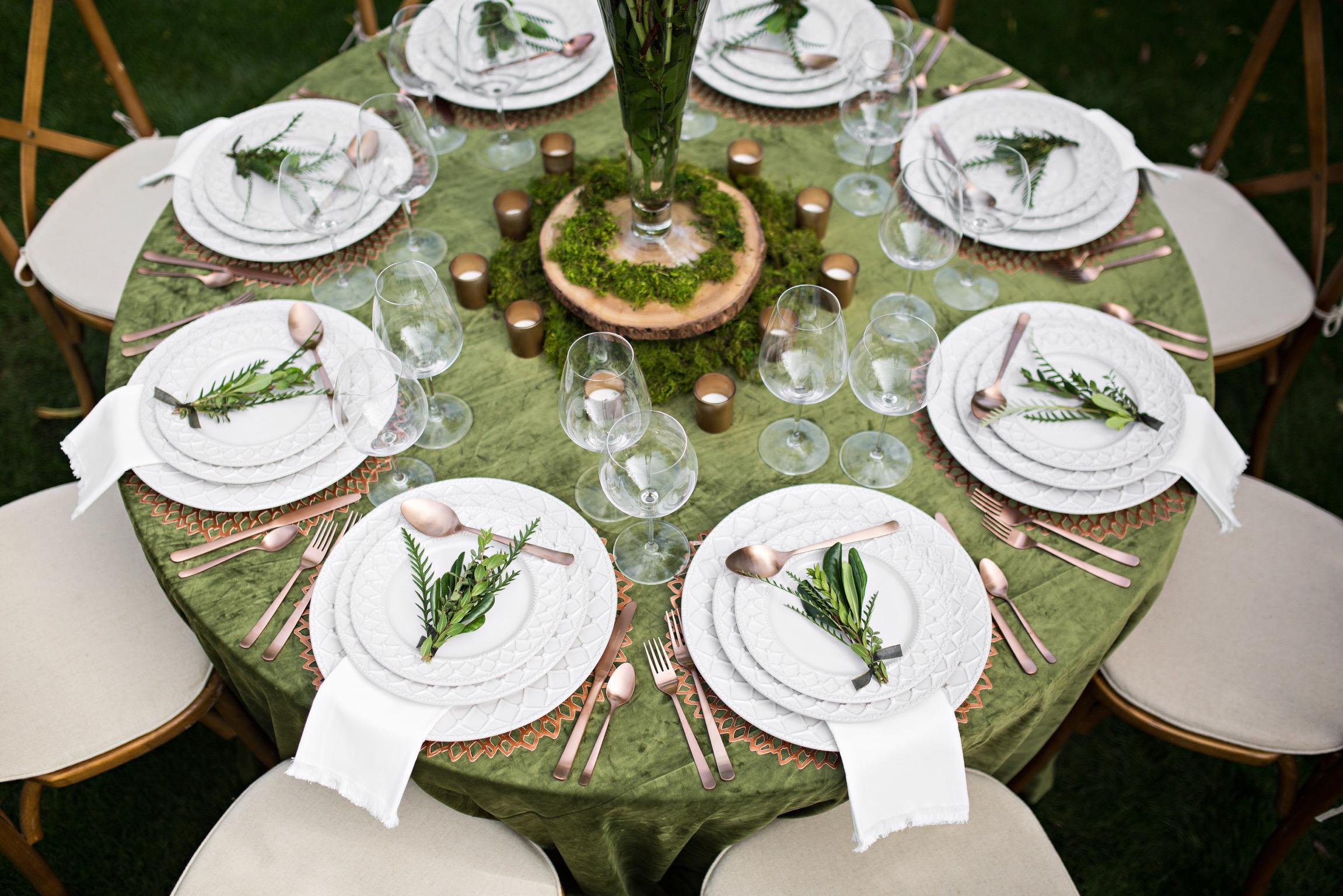 St. Patrick's Dinner Party