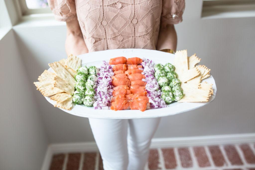 Lox Platter