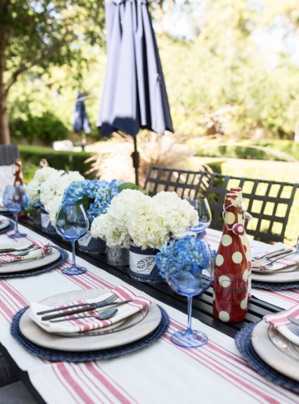 Holiday Hosting at Home #8: Patriotic Parties