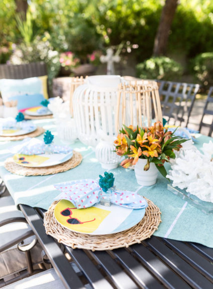 Poolside Entertaining: Summer Patio Ideas