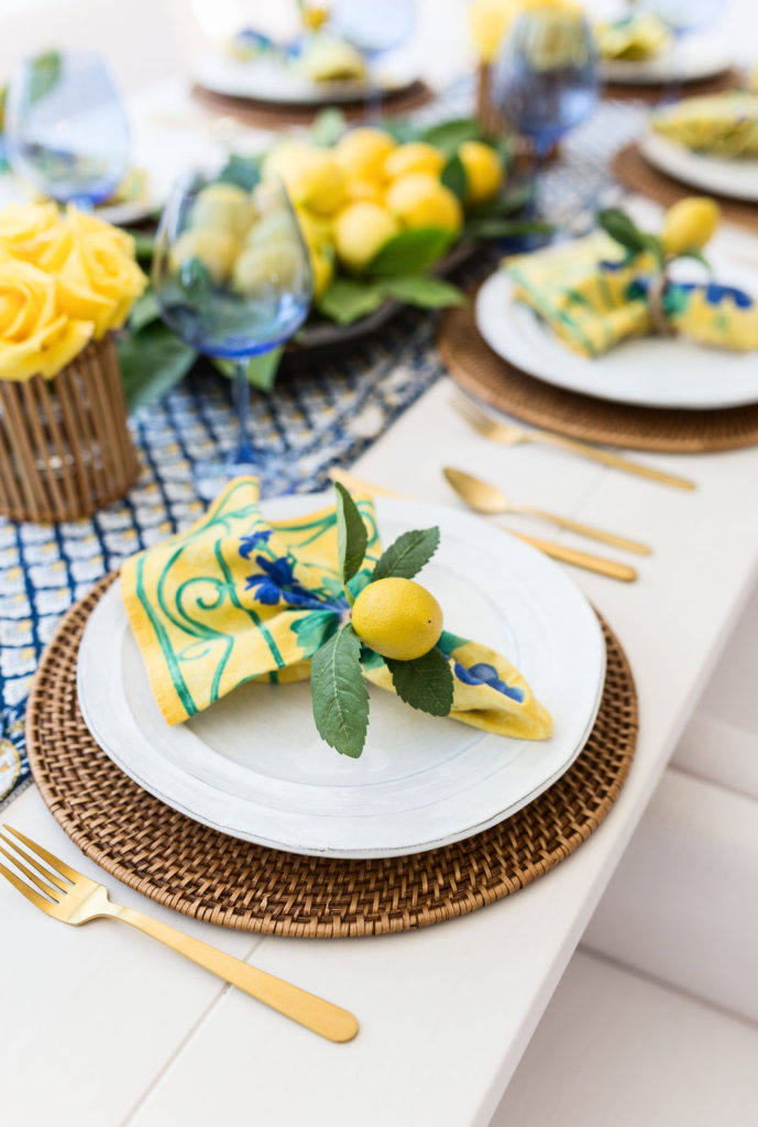 Provence linens