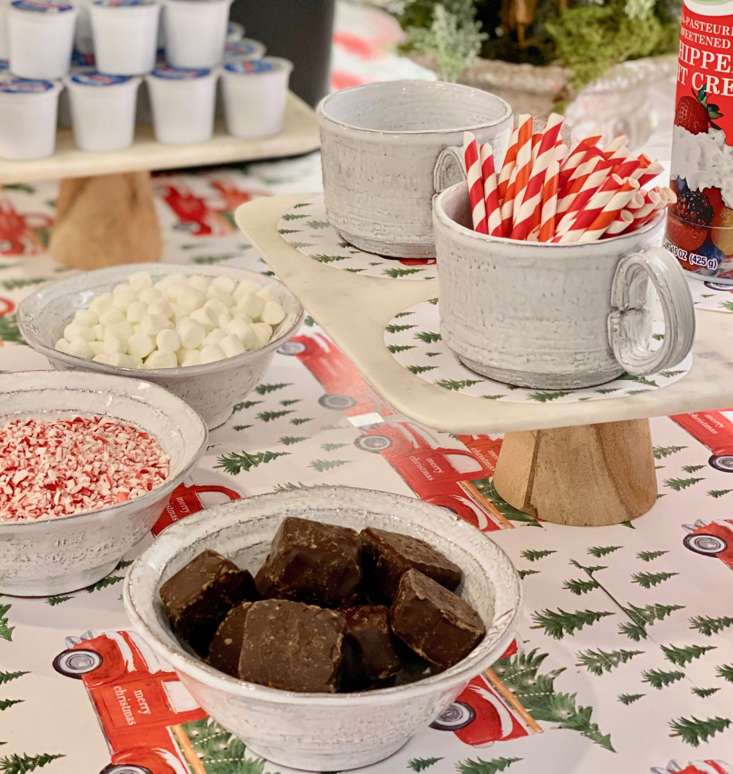 How to Host a DIY Hot Cocoa Bar