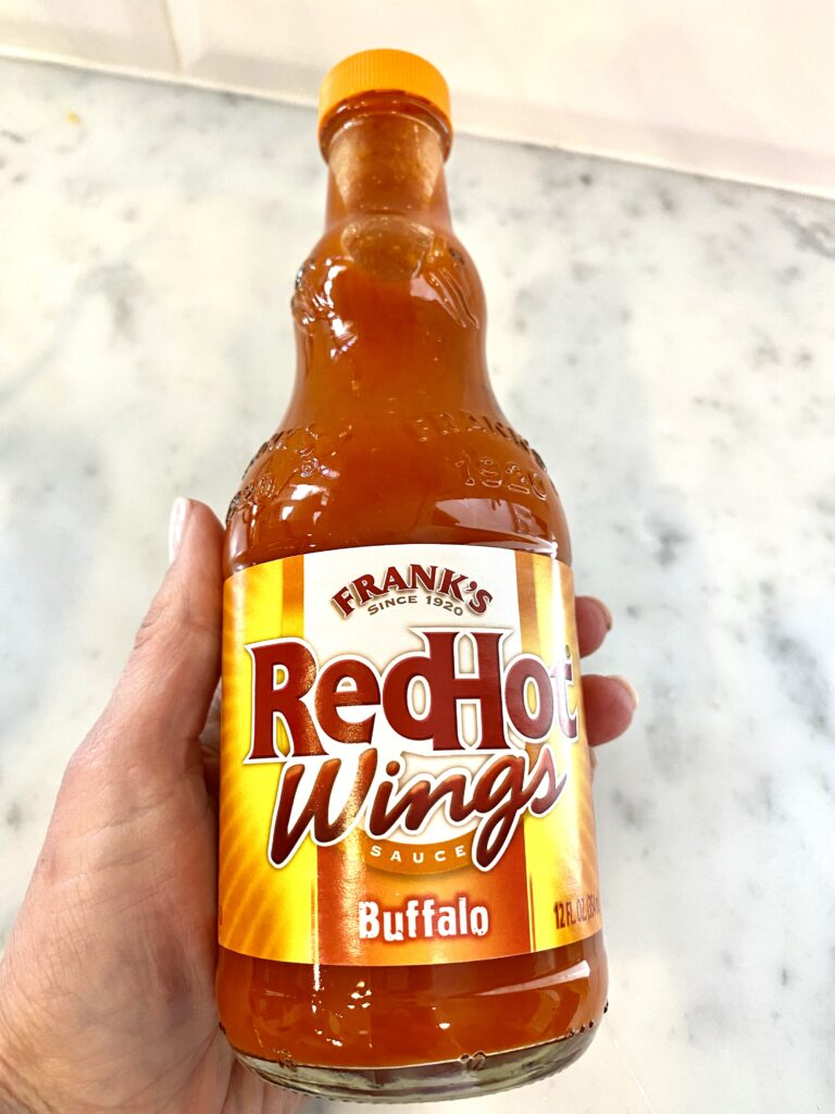 buffalo chicken sauce