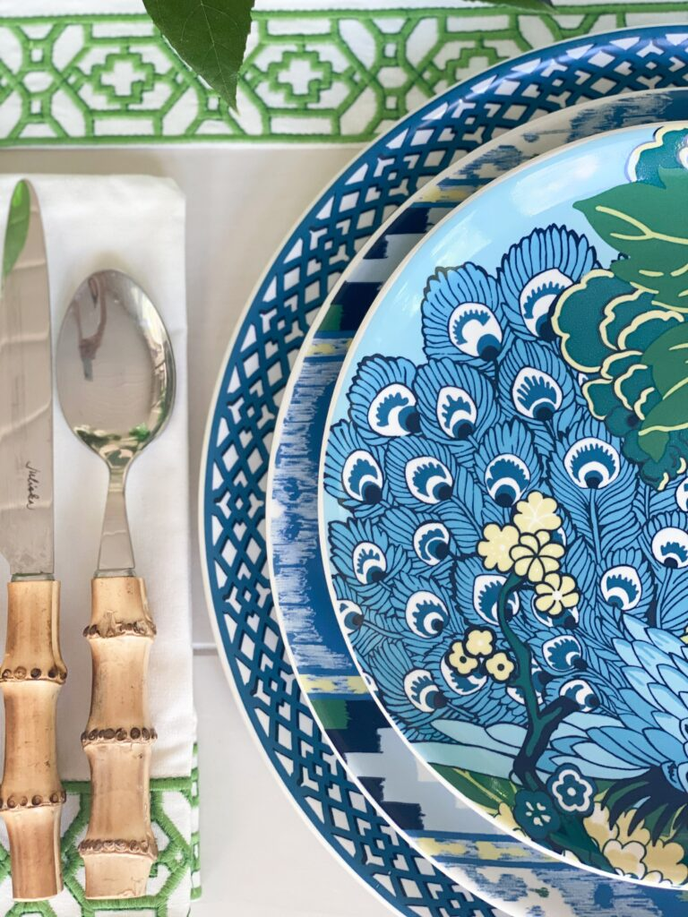 bamboo flatware