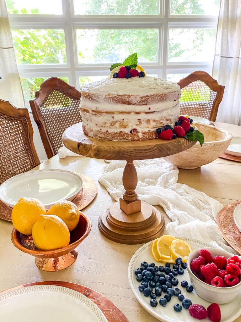 best summer berry recipes