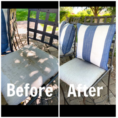 Tricks on Cleaning Outdoor Cushions: Quickly and Effectively