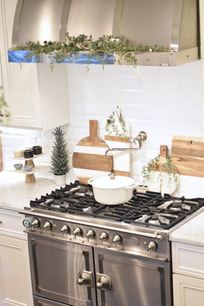 festive oven range