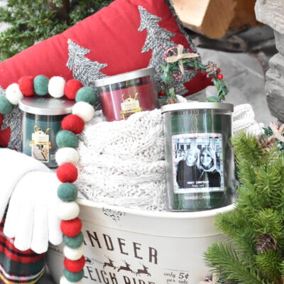 Christmas Gift Basket Ideas for a Warm & Cozy Holiday