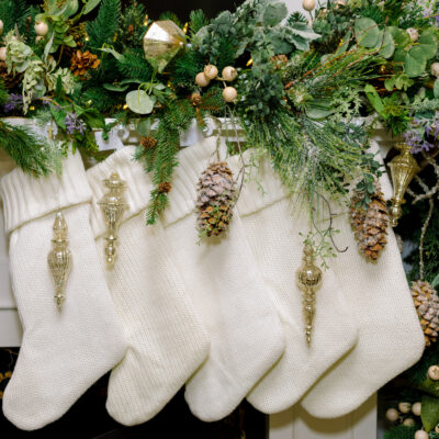 Christmas Home Tour: How to Set a Festive Scene