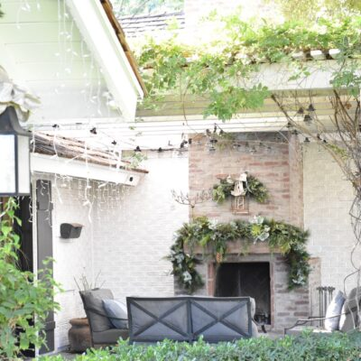 Outdoor Holiday Decor: How to Add Cheer Outside