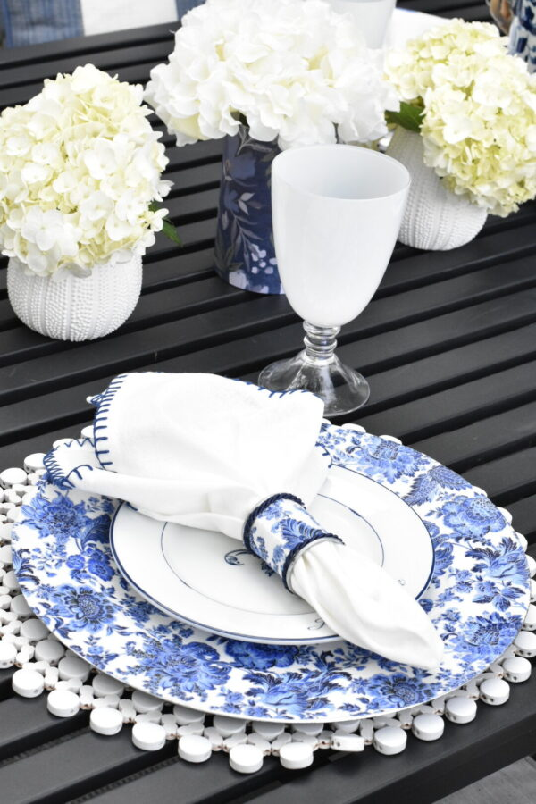 decorative charger plates