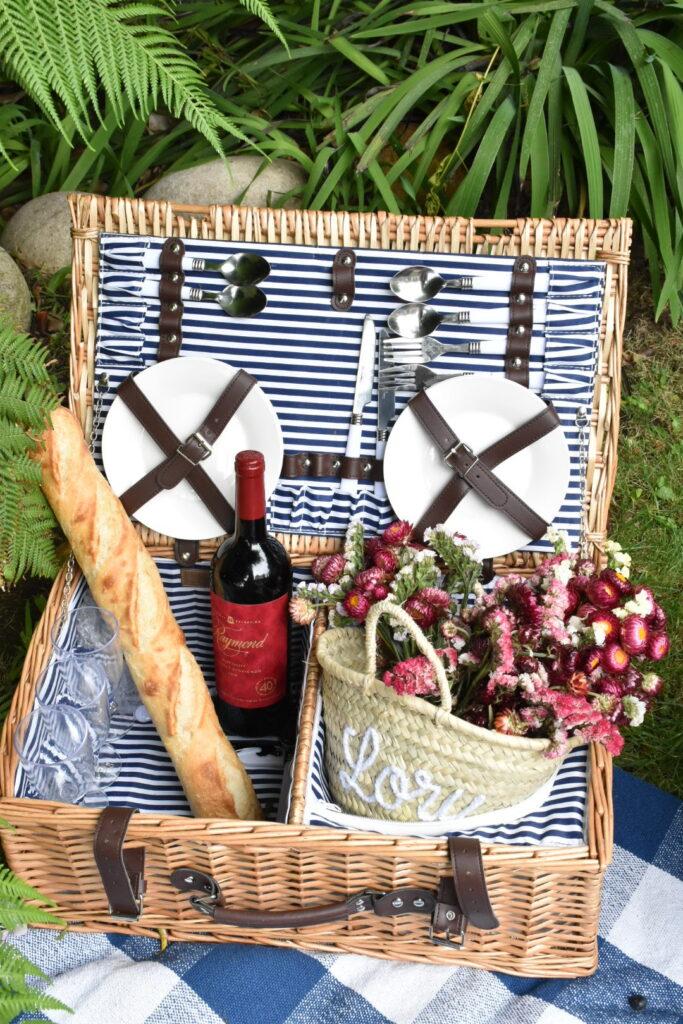 road trip picnic